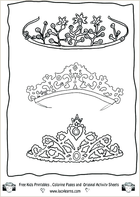 Free Princess Crown Template Printable Princess Crown Template Pattern – Musacreative