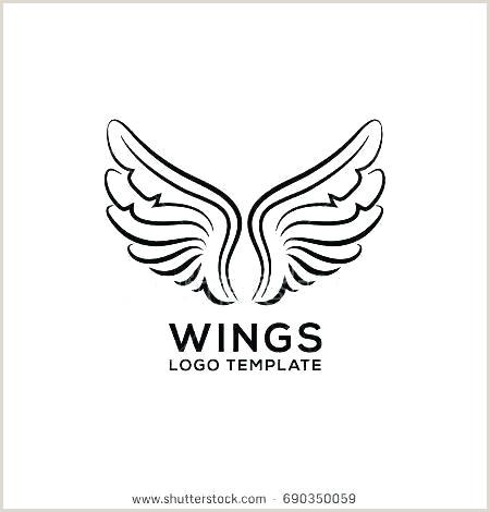 Free Printable Angel Wings Angel Stencils – Monsul