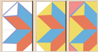 Free Printable Barn Quilt Patterns How to Foundation Piece A Quilt Block with Wikihow