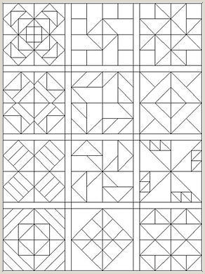 Image result for Free Printable Quilt Squares