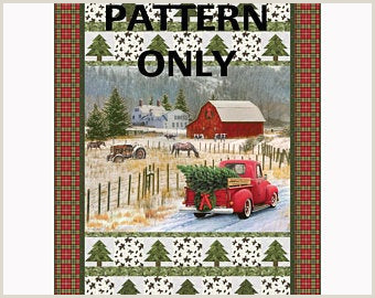 Free Printable Barn Quilt Patterns Truck Quilt Pattern