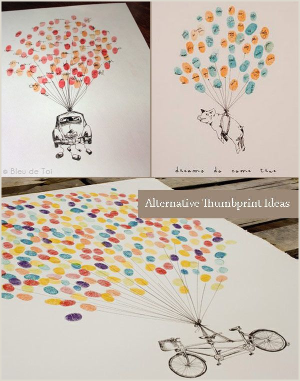 Free Printable Fingerprint Tree Try A Fingerprint Tree for An Alternative Wedding