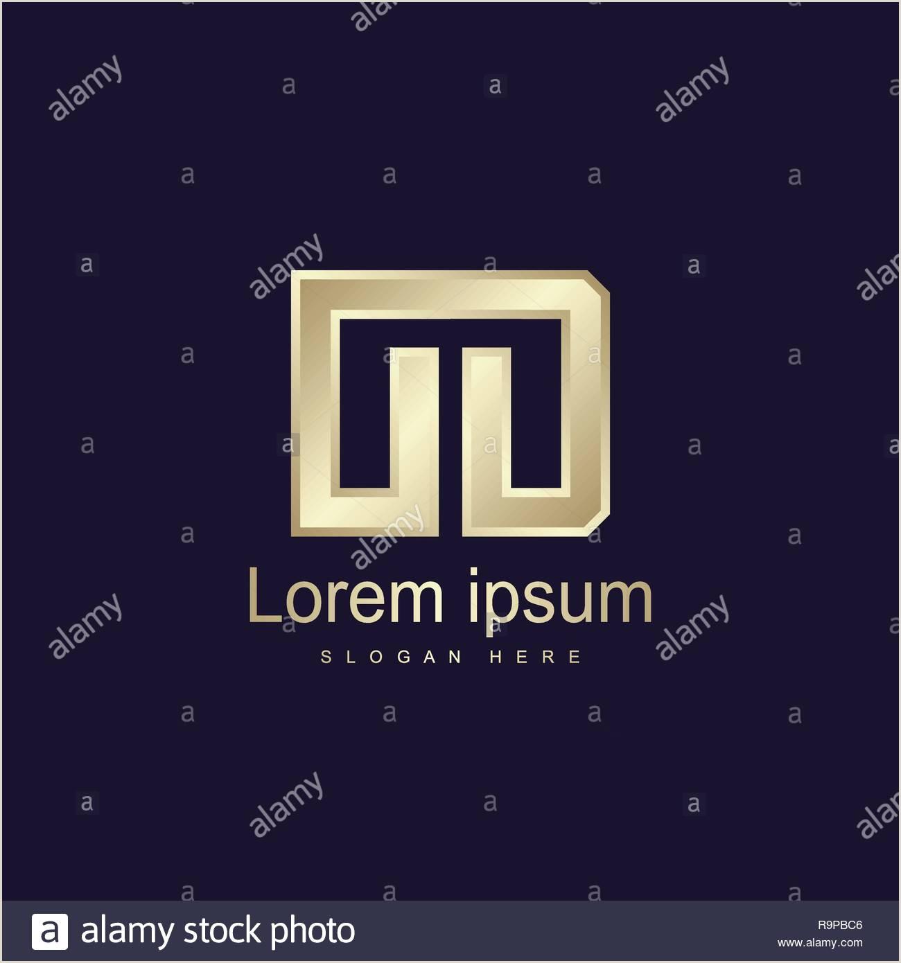 Lettre initiale Logo Template Design Vecteur OD Vecteurs Et
