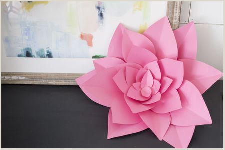 28 Fun and Easy to Make Paper Flower Projects You Can Make