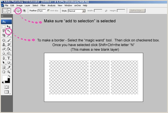 Free Storyboard Template Photoshop How to Make A Storyboard Template In Adobe Shop