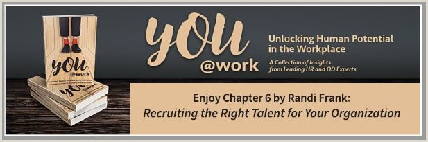 You Work Unlocking the Human Potential by Randi Frank and