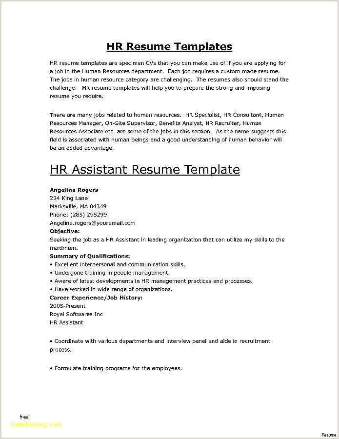 Fresher Cv Format Download Good Resume Templates For Freshers – Hayatussahabah
