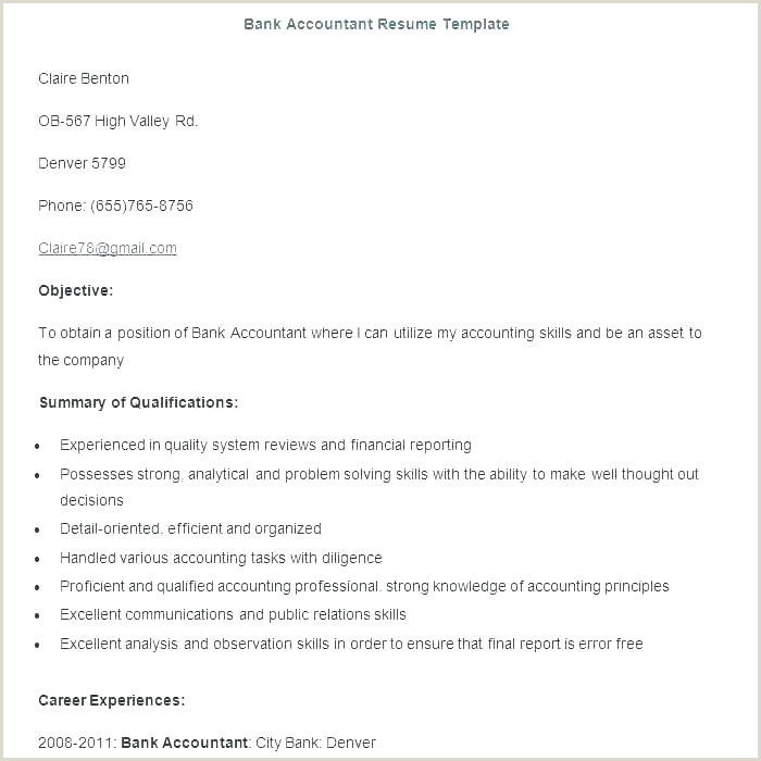 Fresher Cv format for Bank Job Sample Resume format for Engineers – Joefitnessstore