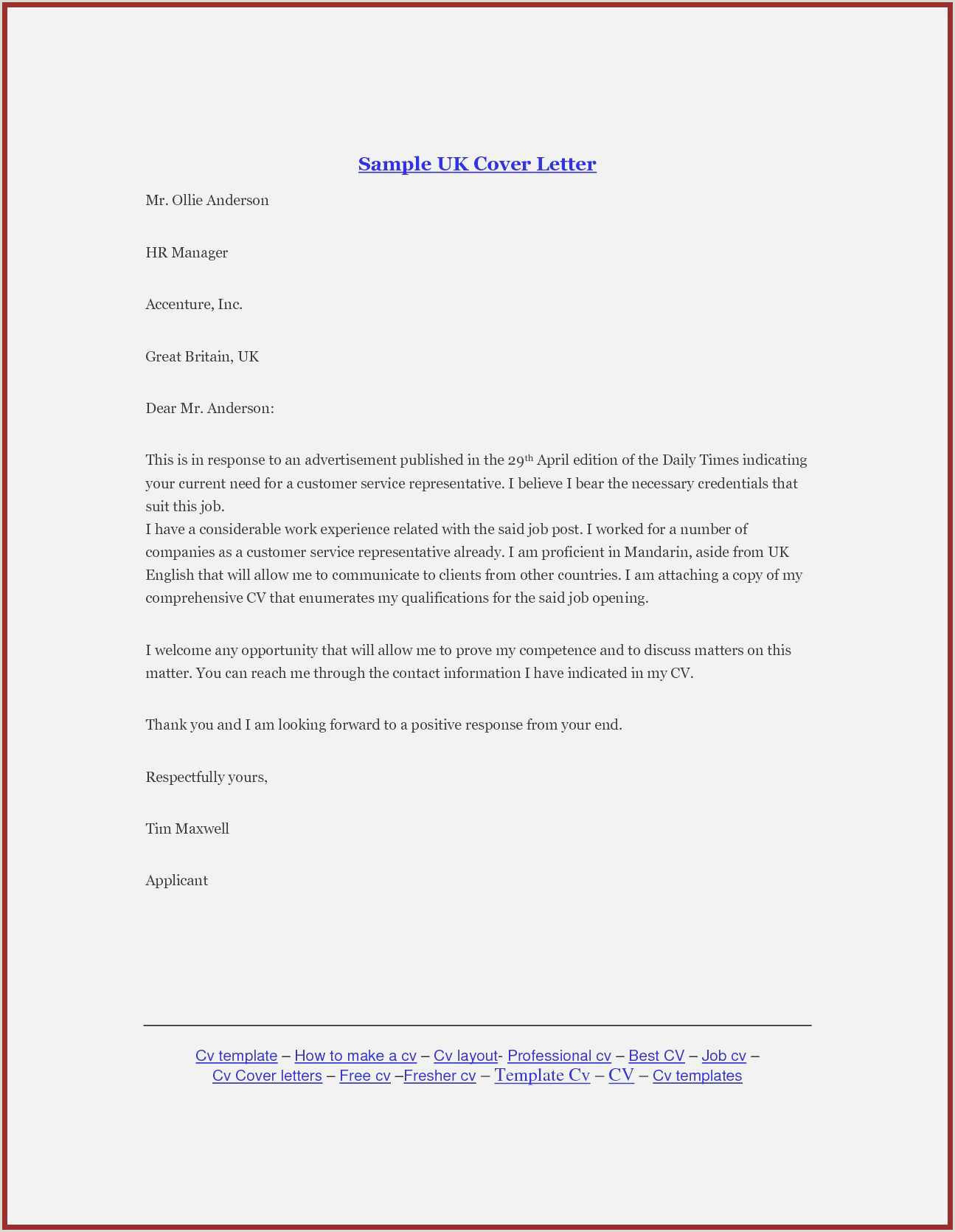 Fresher Cv Format Free Download Best Examples Cover Letters For Resumes – 50ger