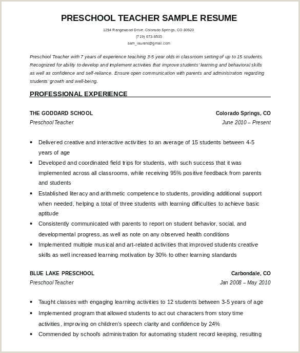 Fresher Cv format In Word the Perfect Resume Template Professional En Cv format Free