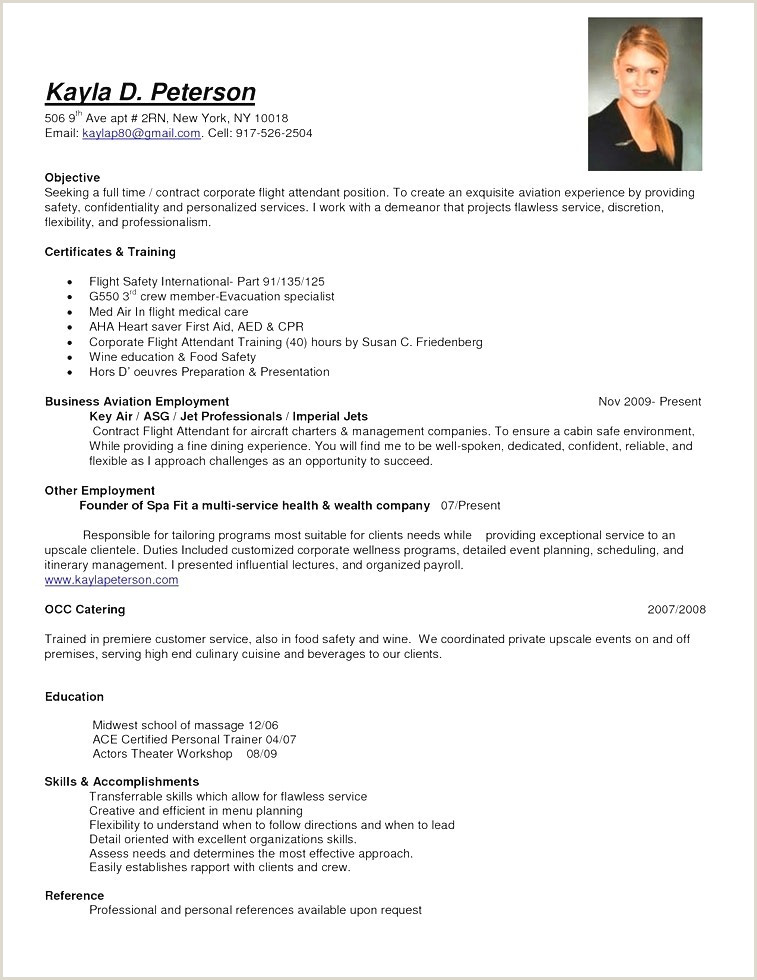 Fresher Job Cv format Cv format for Cabin Crew Fresher