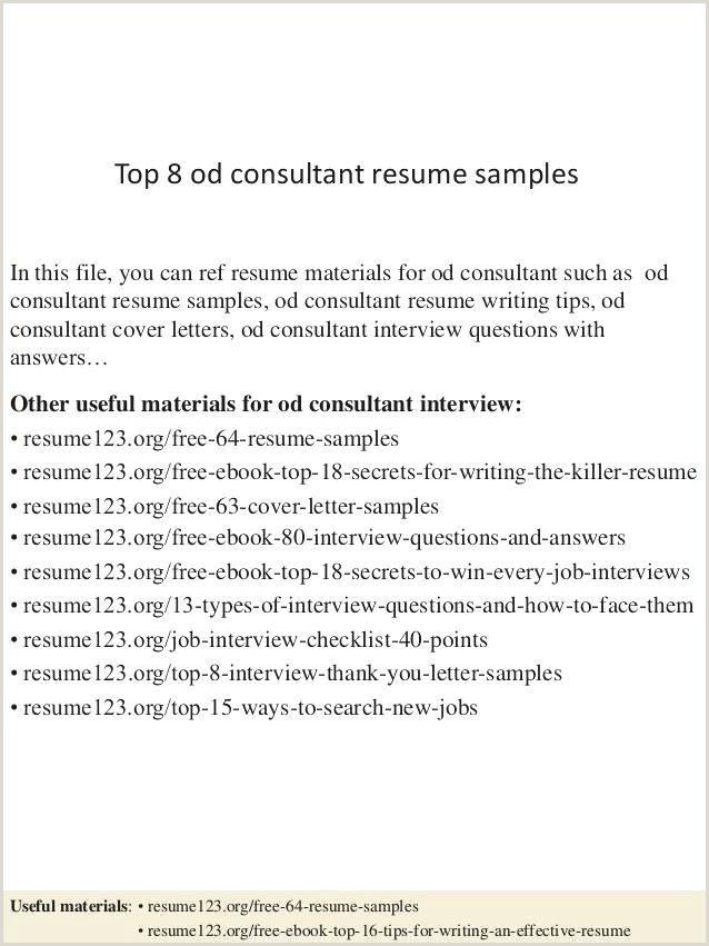 Fresher Resume Best format Resume Sample Doc Inspirational Resume format Doc Examples