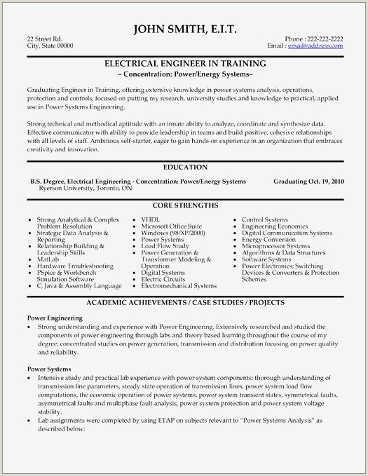 Fresher Resume format Computer Science Engineers Resume for Puter Science Student Professional Sample