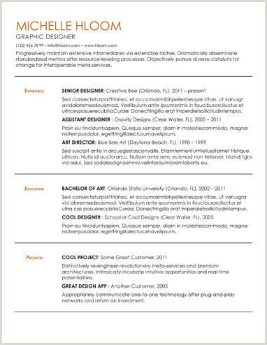 Fresher Resume format Doc Download 19 Free Resume Google Doc Templates Download