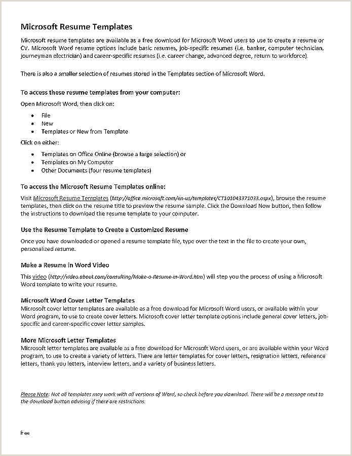 Fresher Resume format Doc File All Resume format Free – Meltfm