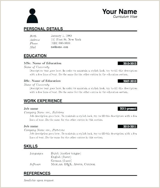 Fresher Resume format Download Free Free Sample Resumes for Freshers – Growthnotes