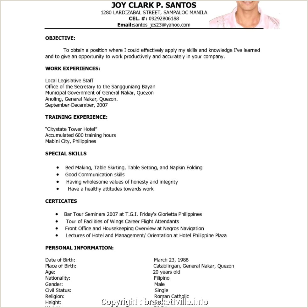Fresher Resume format Edit General Cv format for Freshers Business Card and Resume