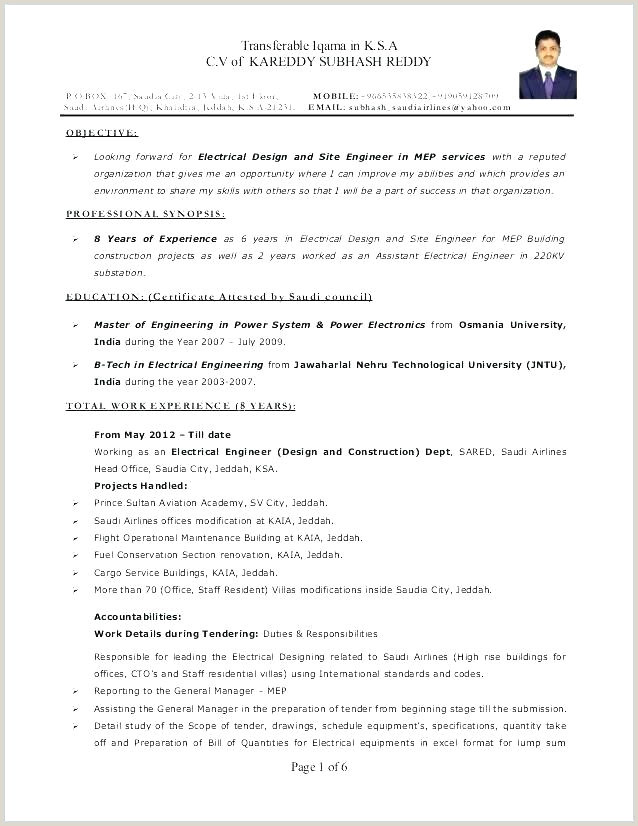 Fresher Resume format Electrical Engineer Electronics Engineering Resume Samples – Growthnotes