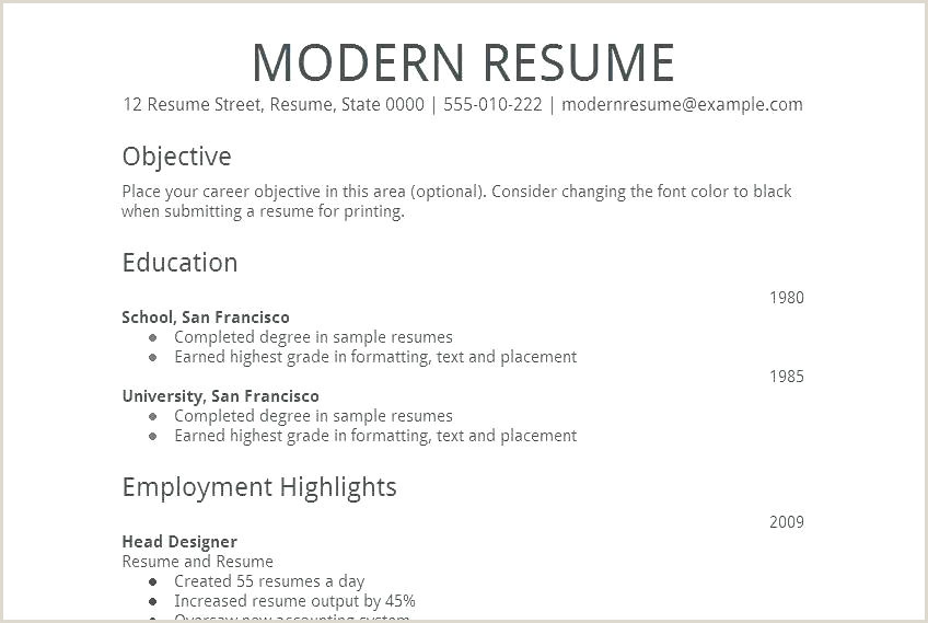 Fresher Resume format for Accountant Perfect Resume format