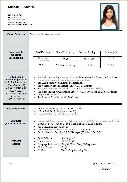 Fresher Resume Format For B.tech Civil Freshers Resume Samples – Growthnotes