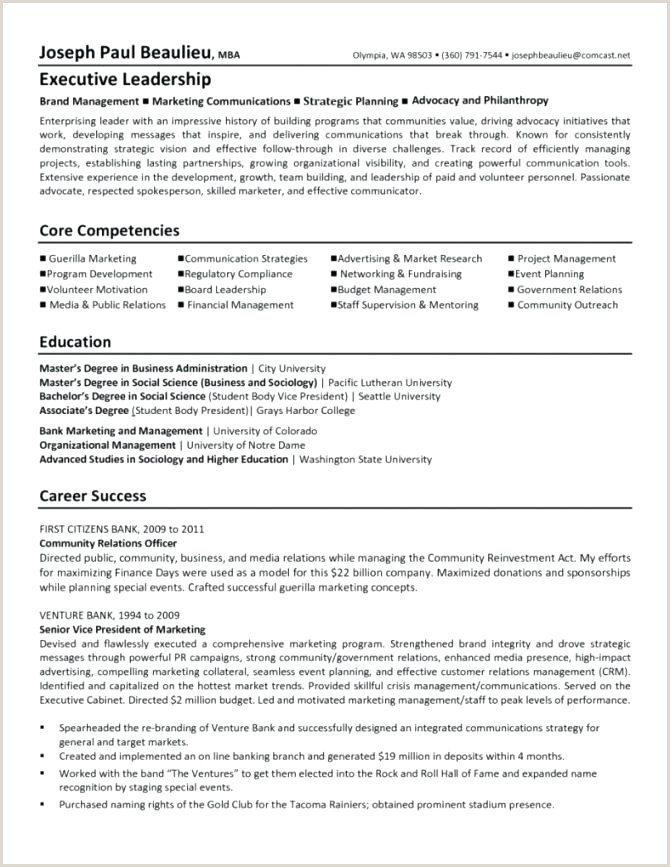 Fresher Resume format for Bank Job Perfect Resume format