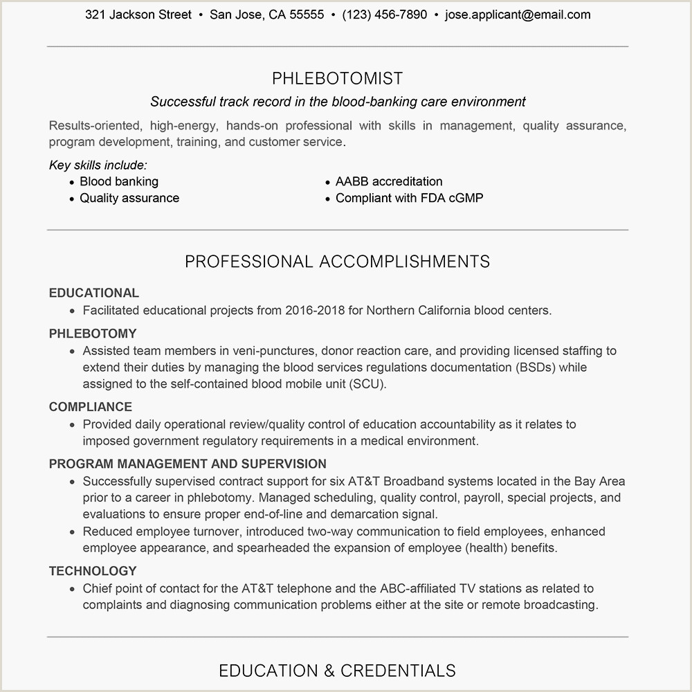 Fresher Resume format for Banking What is A Functional Resume