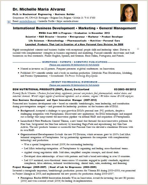 Fresher Resume Format For Biotechnology Resume Samples Biotech