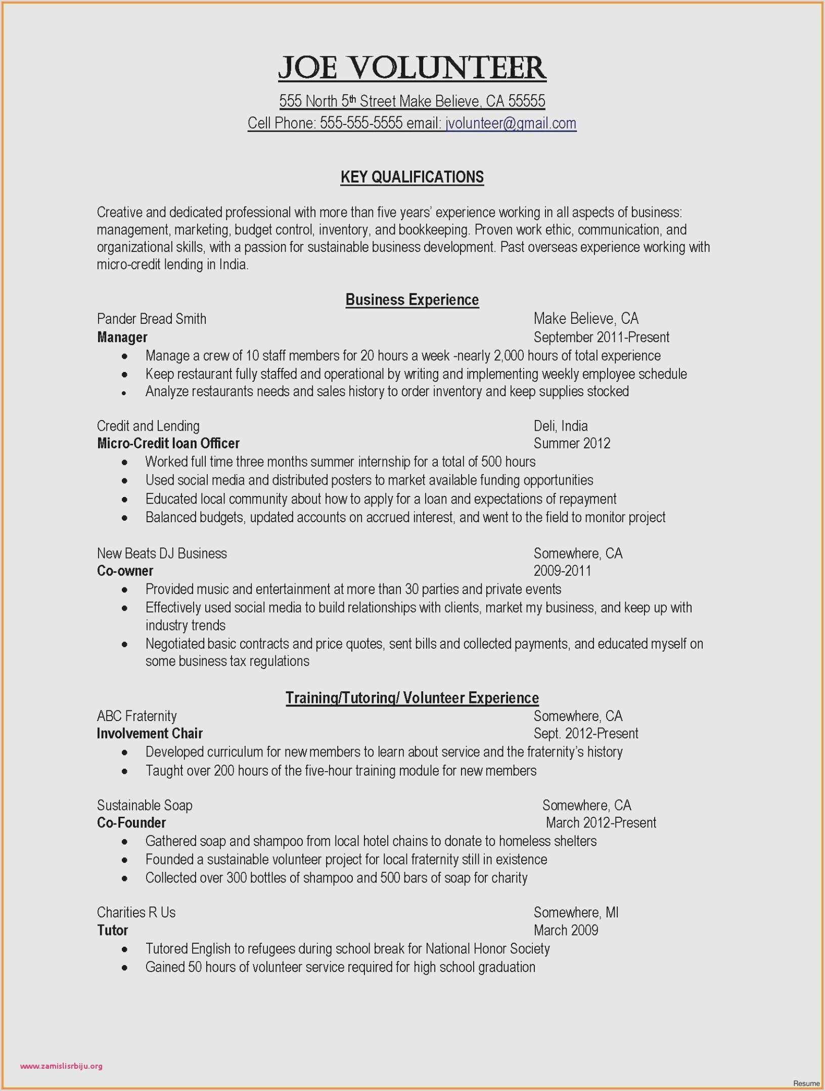 Fresher Resume format for Business Development Web Designer Resume Examples Best Web Developer Resume