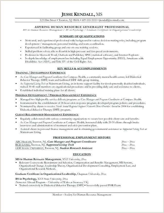 Fresher Resume format for Linux Puter Science Fresher Resume Template Data Latex