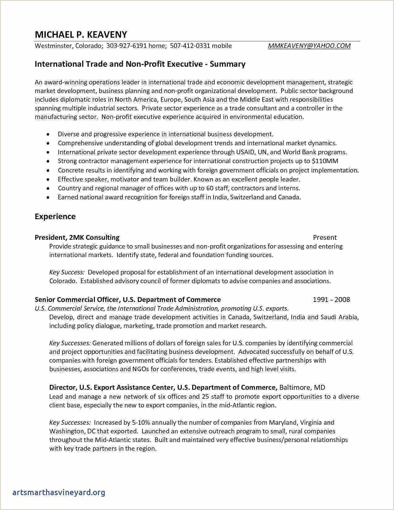 Fresher Resume format for Marketing Networking Fresher Resume format Awesome at