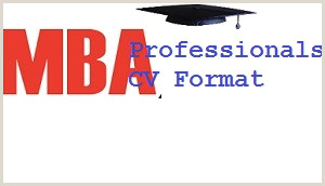 Fresher Resume format for Mba Finance Simple Resume format for Mba Freshers