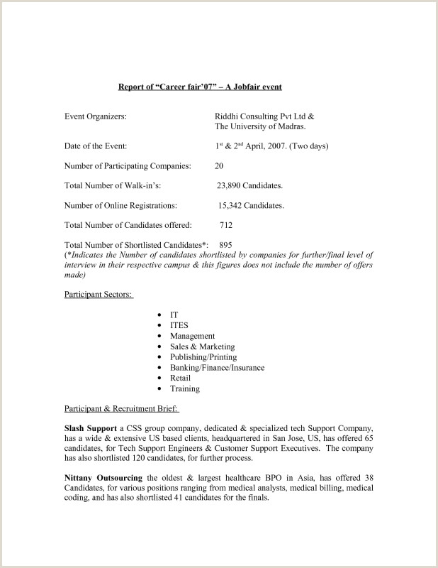 Fresher Resume format for Mba Hr Template Fresher Resume format