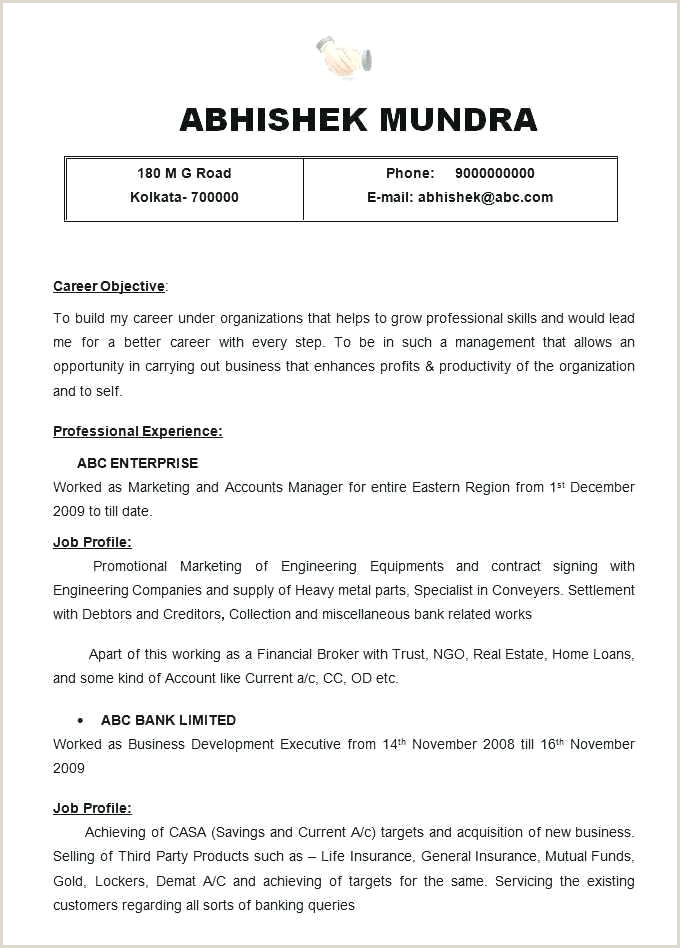 Fresher Resume Format For Mechanical Engineers Freshers Resume Samples – Growthnotes