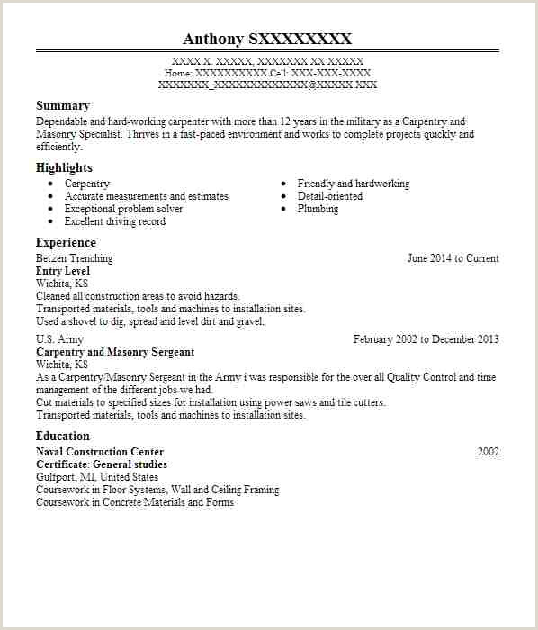 Fresher Resume format for Receptionist Eye Grabbing Entry Level Resumes Samples