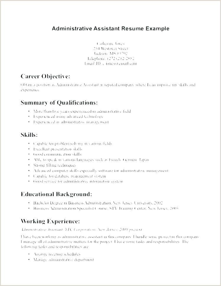 Fresher Resume format for Receptionist Receptionist Administrative assistant Job Description Template