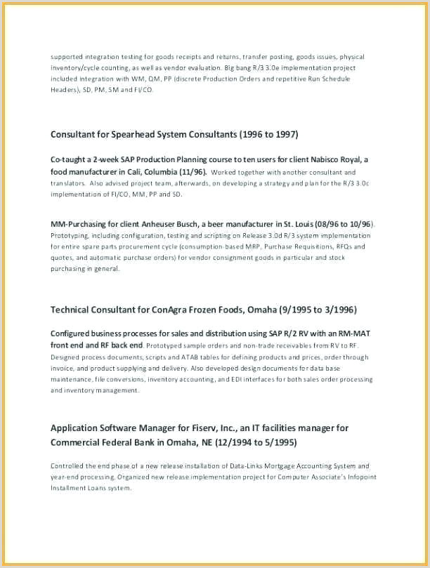 Fresher Resume format for software Engineers Java software Developer Sample Resume – Enuri