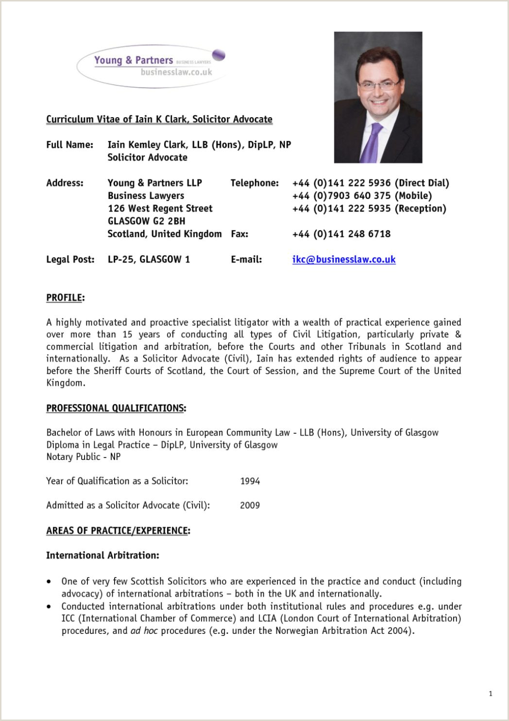Fresher Resume Format For Teaching Lawyer Cv Example Curriculum Vitae Format Sample It Best For