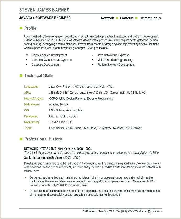 Fresher Resume format for Ui Developer Developer Resume Template