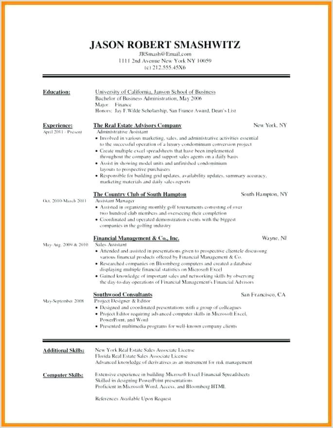 Fresher Resume Format In Excel Formal Resume Format Sample – Thrifdecorblog