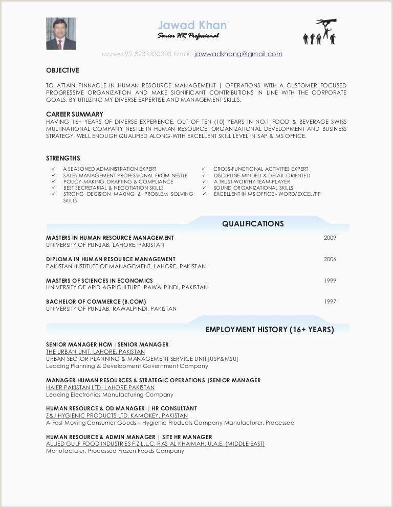 Fresher Resume format In Ms Word Abap Fresher Resume format – Salumguilher