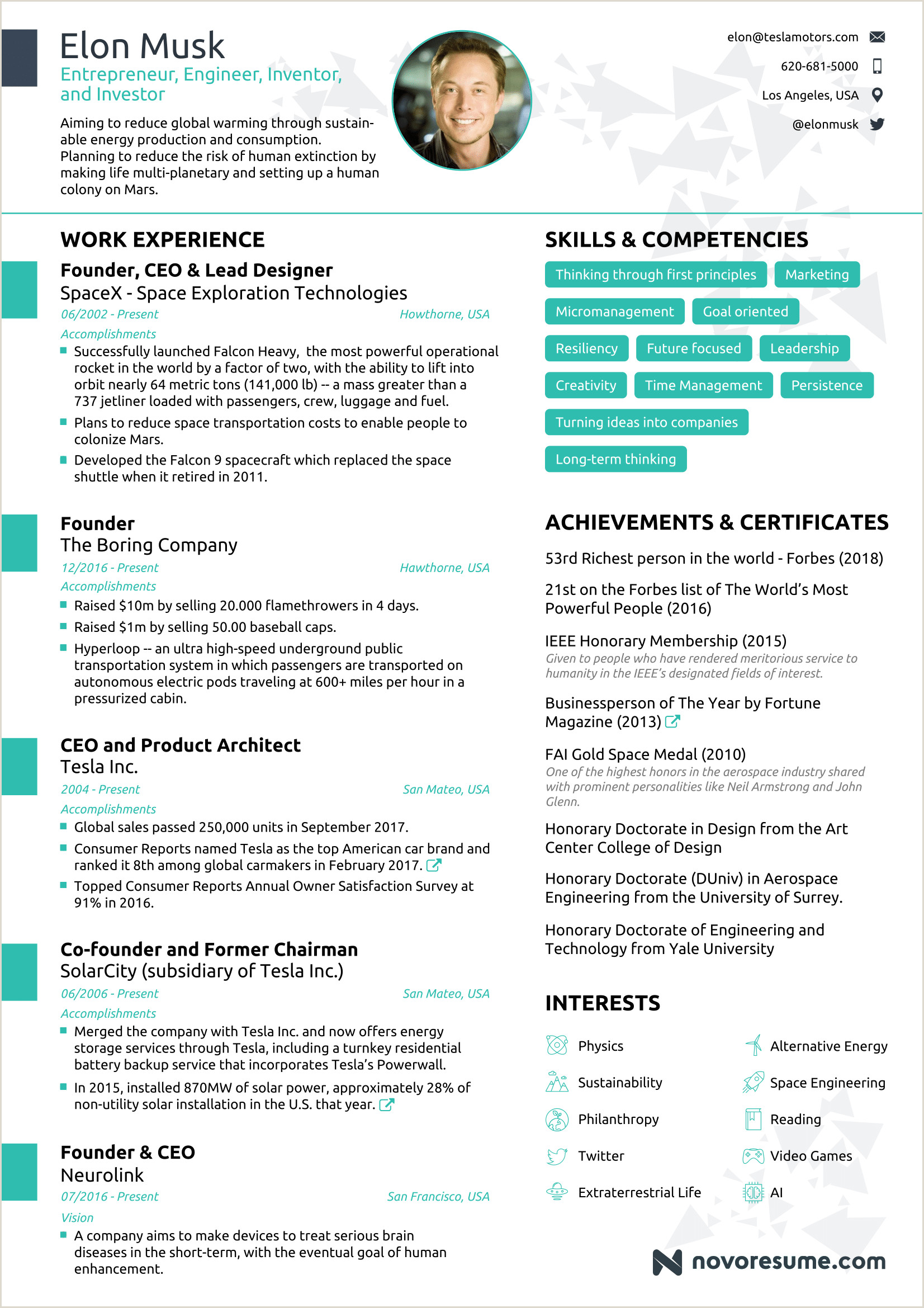 Fresher Resume format In Word Download Sample Resume format forh Graduates E Page Doc Experienced