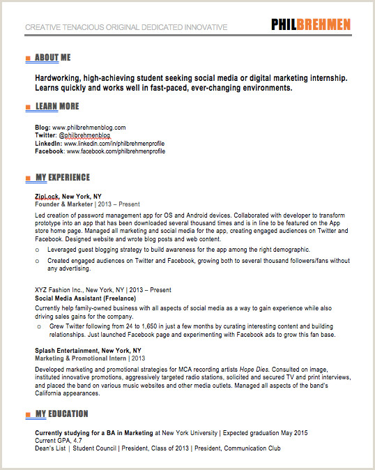 Fresher Resume Format Online 25 Free Resume Templates For Microsoft Word & How To Make