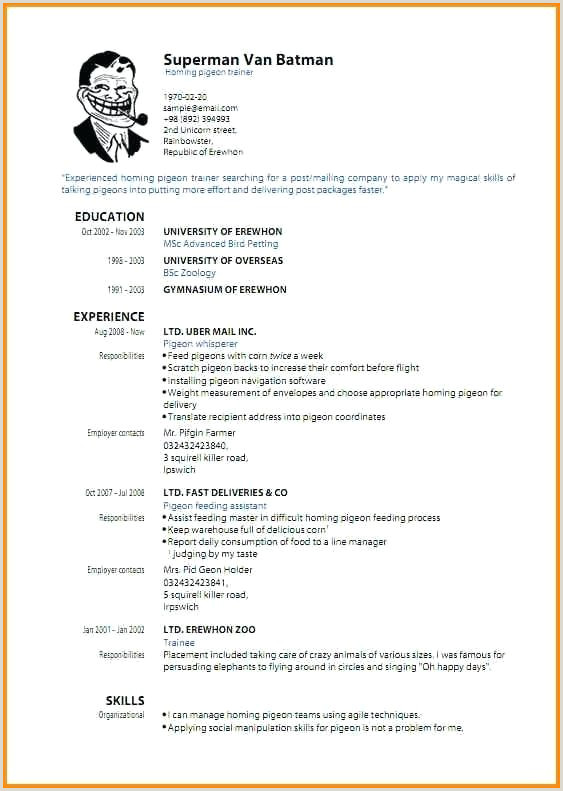 Fresher Resume Format Pdf Download Curriculum Vitae Format Pdf Download Luxus Pdf Resume