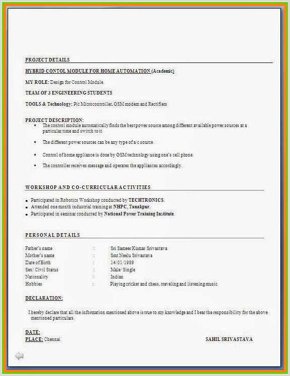 Fresher Resume Format Pdf Download Mechanical Engineer Oil And Gas Resume Samples Resume