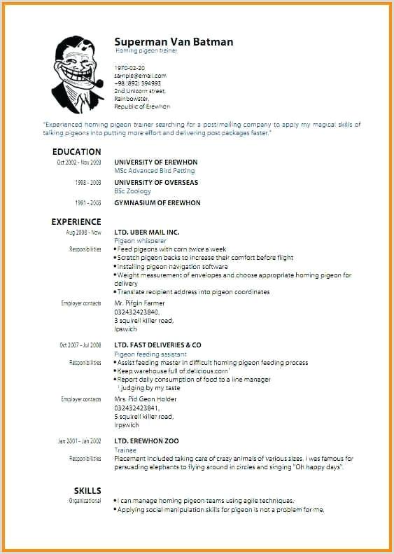 Fresher Resume Format Pdf File Curriculum Vitae Format Pdf Download Luxus Pdf Resume