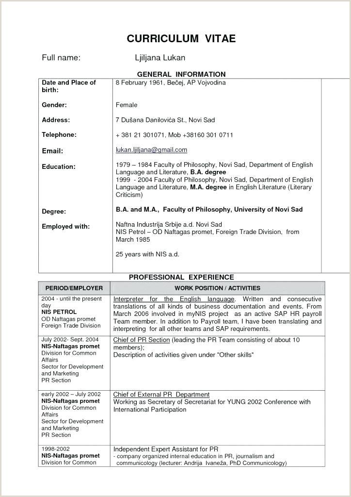 Fresher Resume format Pdf Resume format for Mba Finance Freshers Pdf – Englishor