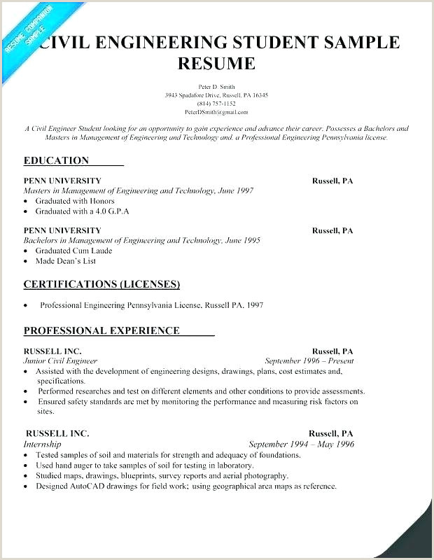 Fresher Resume Sample format for Engineers Technical Resume format – Joefitnessstore
