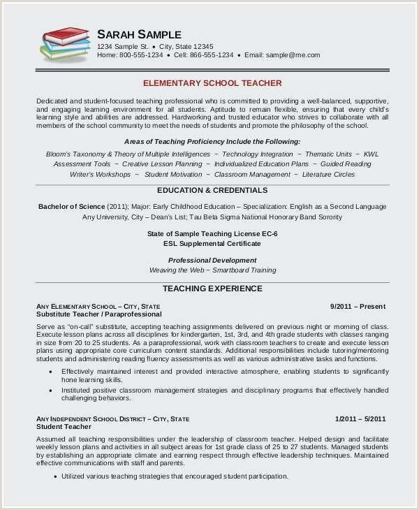 Fresher Teacher Cv Format Effective Resume Format New 26 Luxury Preschool Teacher