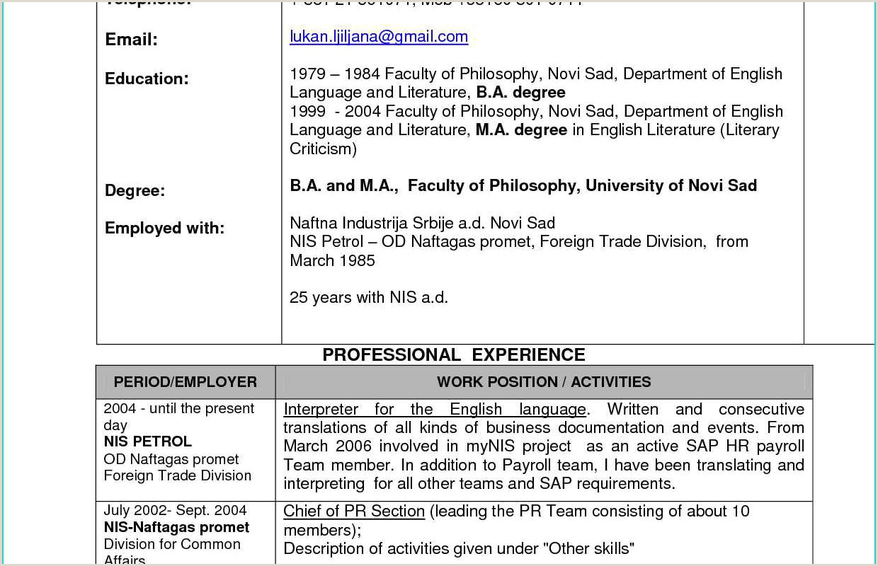 Fresher Teacher Cv format Pdf Diploma Civil Engineering Resume Unique Effective formats