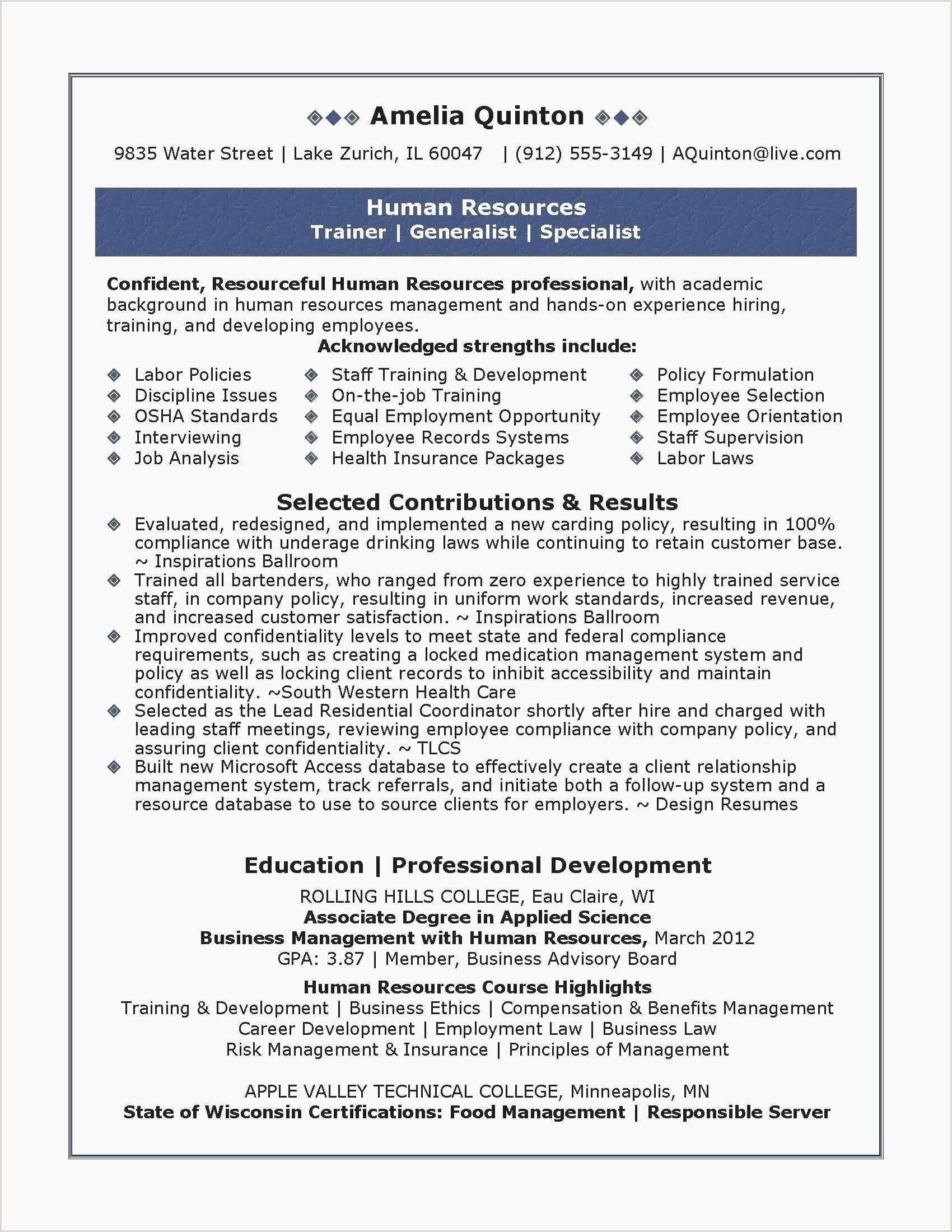 Fresher Teacher Resume Format Pdf Download Fresher Teacher Resume Cover Letter New It Resume Format For